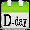 D-day Widget Plus widget