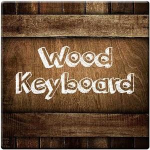 GO Keyboard Wood Keyboard keyboard