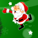 Christmas Santa Fly christmas santa tower