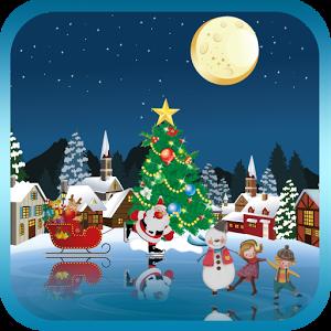 Christmas Ice Rink LWP (Pro)