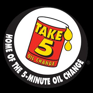Take 5 Oil Change change