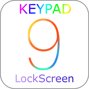 OS9 Lock Screen - Keypad Lock control lock screen