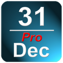 Day Month In Status Bar Pro
