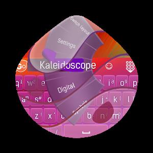 Kaleidoscope GO Keyboard
