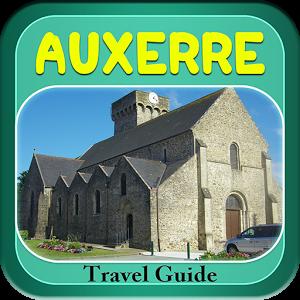 Auxerre Offline Map Guide guide offline