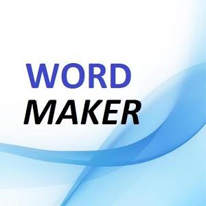 Word maker
