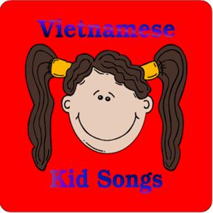 Vietnamese Kid Songs phrasebook vietnamese