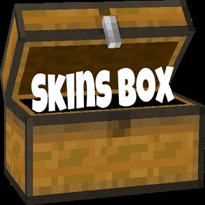 MCPE SKIN BOX