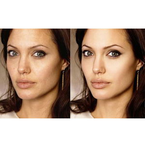 Photoshop Before After