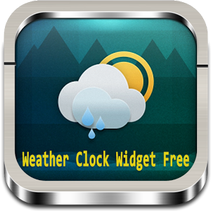Weather Clock Widget Free