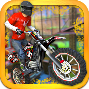 Dirt Bike Evo dirt bike jumping games