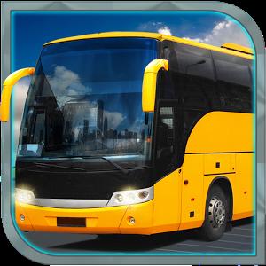Airport Bus Driving Simulator
