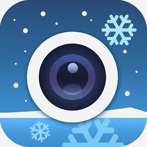 SnowCam - snow effect camera