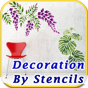 Decoration By Stencils