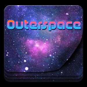 Outerspace Keypad keypad