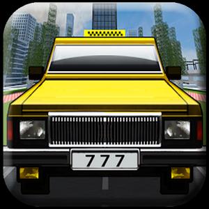 Crazy Taxi Driving 3D