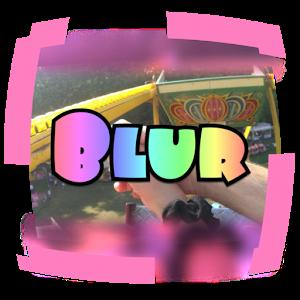 Blur Square (for Instagram)