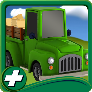 Farm Truck Driving Simulator