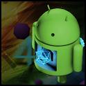 GO SMS Pro Jelly Bean 3D Theme
