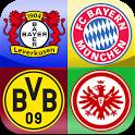 Fußball Bundesliga 3D Teams