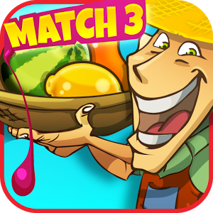 Match-3 - Mr. Fruit fruit match vitamin