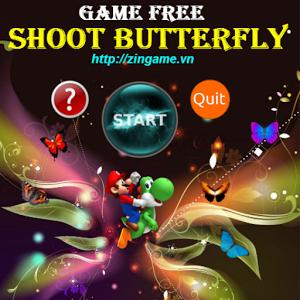 Shoot Butterfly