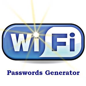 WiFi Passwords Generator