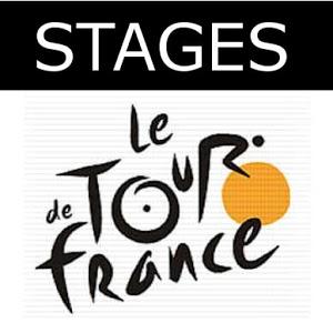 Tour de France 2014 Stages