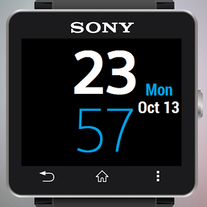 Color of Xperia for SW2 galaxy one xperia