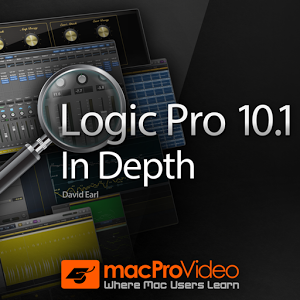 Course For Logic Pro X 10.1 logic