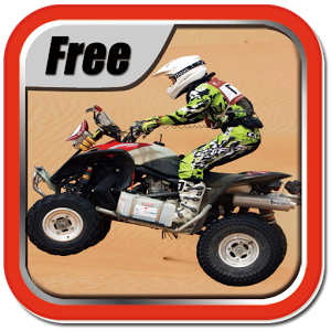 Desert Moto Race