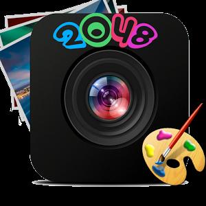 Cymera Photo editor 2048