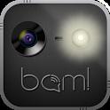 BaM!light flashlight color flashlight light