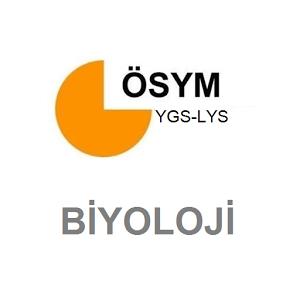 Biyoloji YGS LYS