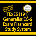 TExES (191) Gen EC-6 Flashcard
