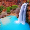 Waterfall 3D Live Wallpaper HD