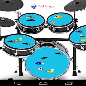 Fish Tank Drums Pro