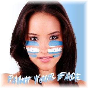 Paint your face Honduras