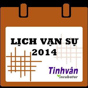 Lich Van Su 2014