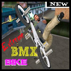 Extreme BMX Bike bike car extreme