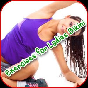 Exercises for Ladies Bikini string bikini contest