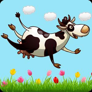 Flying Dutch Cow