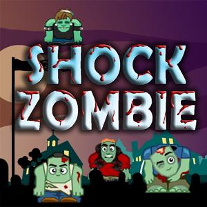Shock Zombie santa shock zombie