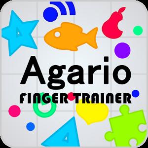 Finger Trainer: Agar.io