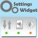 Settings Widget