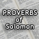 Proverbs of Solomon jewish proverbs