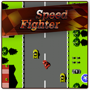 Road Fighter 3d: Speed Fighter fighter