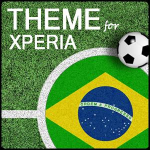 Brazil Theme for Xperia