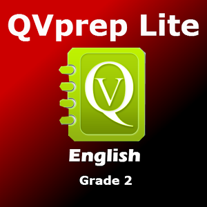 QVprep Lite English Grade 2