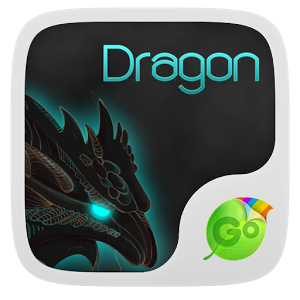 Dragon GO Keyboard Theme